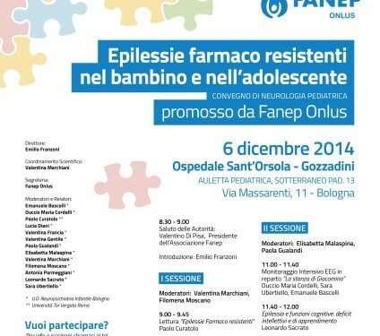 FANEP DAY: EPILESSE FARMACORESISTENTI